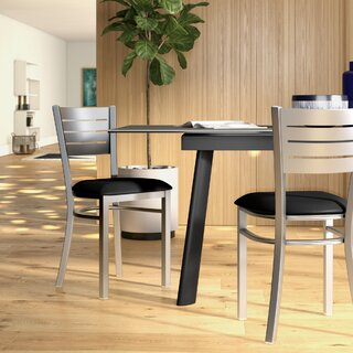 Alvera Upholstered Dining Chair by Ebern Designs SKU:DB575649 Reviews