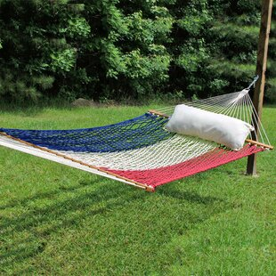 Longshore Tides Junius Large Original DuraCord Rope Hammock