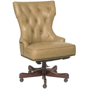 Genuine Leather Task Chair
