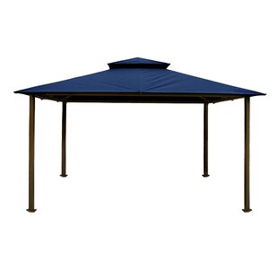Paragon-Outdoor Cortez 11 Ft. W x 14 Ft. D Aluminum Patio Gazebo
