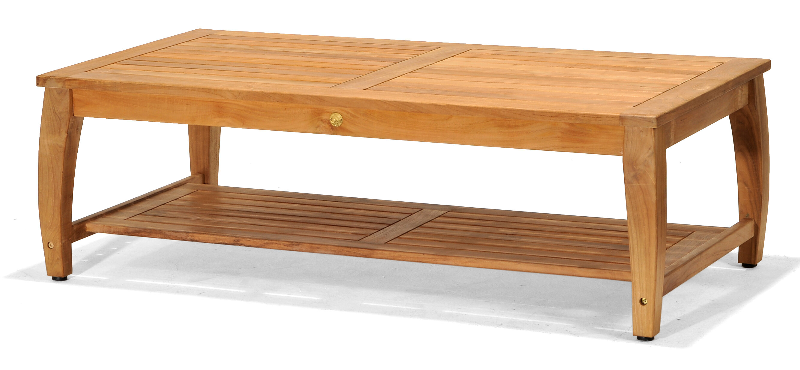 Ordinaire Forever Patio Miramar Teak Coffee Table | Wayfair
