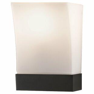 Inexpensive Blake 1-Light Flush Mount By Feiss