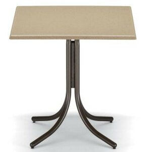 Werzalit Square Bar Table