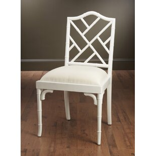 Hilal Solid Wood Dining Chair by Bayou Breeze Fresh