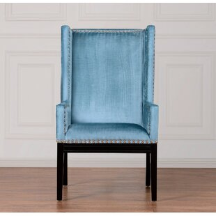 Hager Wingback Chair by Rosdorf Park