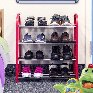 GGI International Sorbus® 12 Pair Shoe Rack
