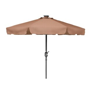Behrendt 7' Light Umbrella by Red Barrel Studio