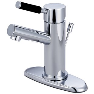 Kingston Brass Kaiser Bathroom Faucet with A..