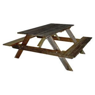 Lunceford Picnic Bench By Sol 72 Outdoor