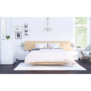 Laurel Platform 5 Piece Bedroom Set by Wrought Studio Today Sale Only