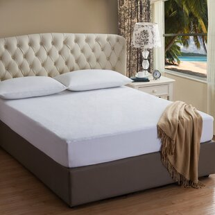 Pur Luxe Terry Waterproof Mattress Protec..