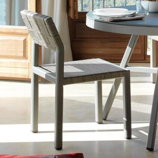 Coulombe Stacking Dining Chair By Bay Isle Home