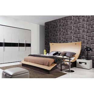 Camron King Upholstered Platform Bed by Orren Ellis Great price