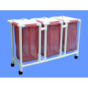 Care Products, Inc. Standard Triple Bag Laundry Sorter