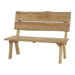 Teak Traditional Bench Image