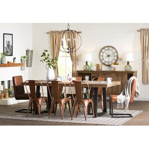 T.J. Dining Table by Gracie Oaks