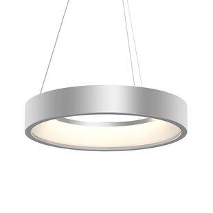 Sonneman Tromme 1-Light LED Pendant