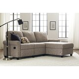 Copenhagen 89 Reclining Sectional by Serta at Home