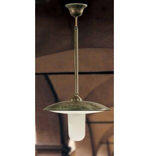 Casale 1 Light Outdoor Pendant By Moretti Luce