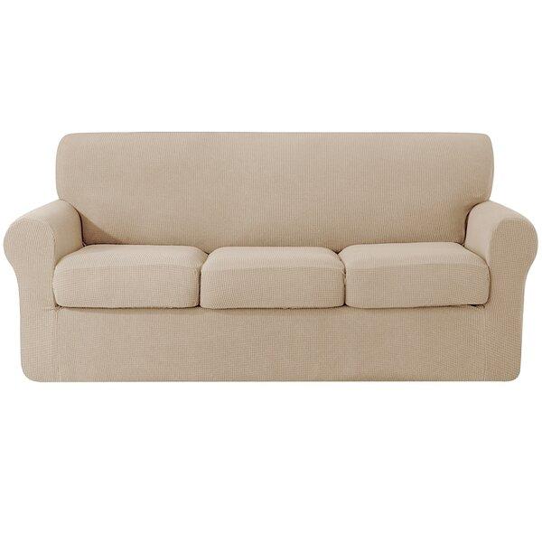 3 Seat Sofa Cover Wayfair