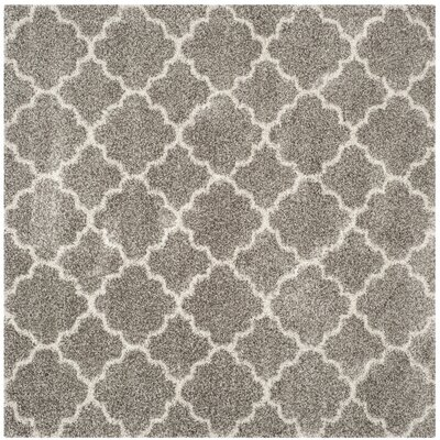 Gray Amp Silver Square Area Rugs You Ll Love In 2019 Wayfair