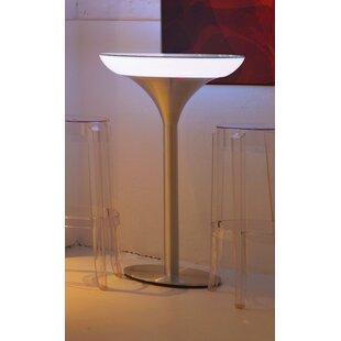 Lounge M LED Accu Bar Table By Moree