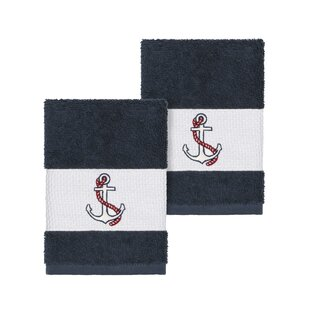 Kacie Turkish Cotton Washcloth (Set of 2)