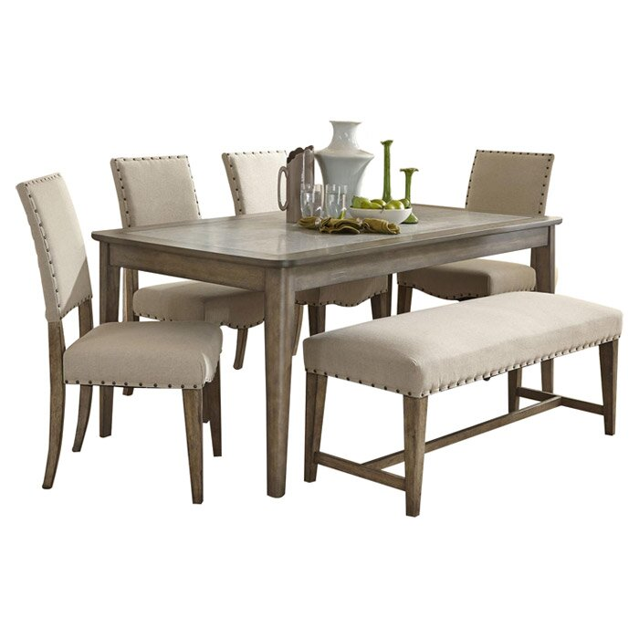 6 Piece Reynolds Dining Set