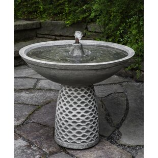 Campania International Concrete Pina Fountain