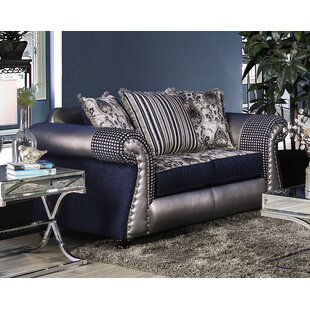 Ridgley Loveseat by Astoria Grand Today Only Sale