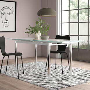 Stallone Extendable Dining Table By Canora Grey