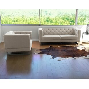 Obregon 2 Piece Living Room Set