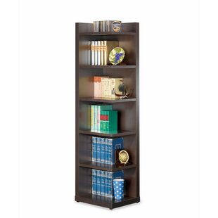 Hoisington Wooden Corner Unit Bookcase by Winston Porter