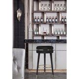 Whitson Swivel Counter & Bar Stool by Everly Quinn