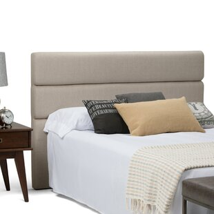 Shop For Dessie Upholstered Panel Headboard by Orren Ellis