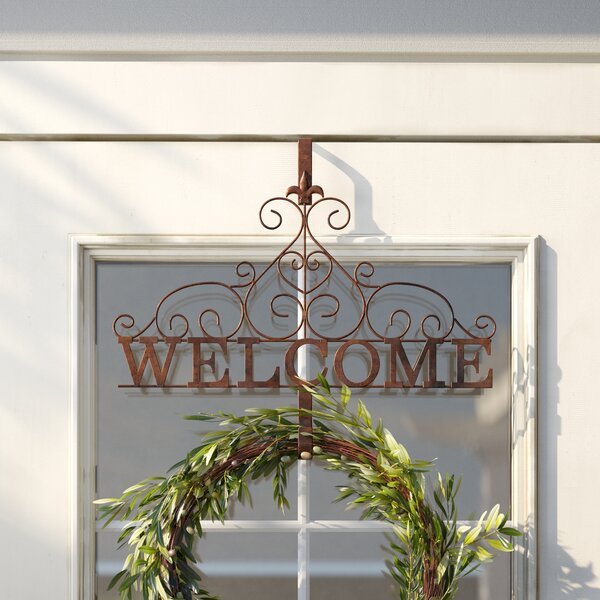 Rustic Farmhouse Door Wreath Wayfair