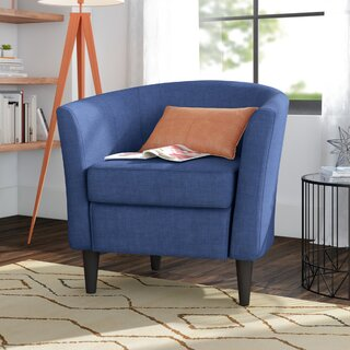 Amy Barrel Chair by Wrought Studio SKU:CB201488 Information