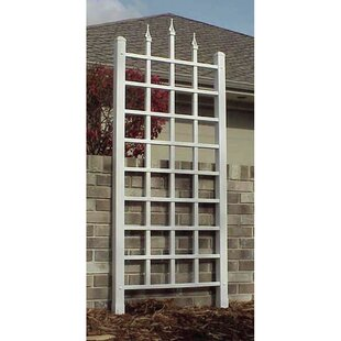 Dura-Trel Camelot Vinyl Lattice Panel Trellis
