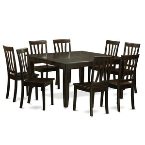 Parfait 9 Piece Dining Set by Wooden Impo..