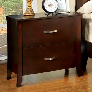 Millican 2 Drawer Nightstand
