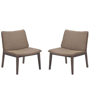 Evade Slipper Chair (Set of 2) by Modway