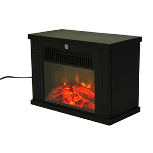 1000W Electric Fireplace Insert by HomCom