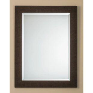 Great Price Gingras Framed Wall Mirror ByRed Barrel Studio