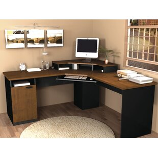 Hampton L-Shape Computer Desk