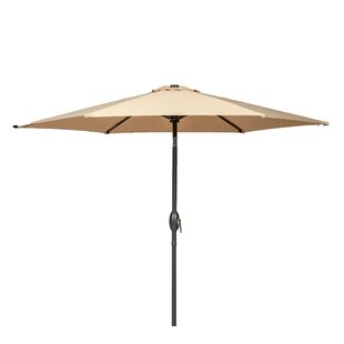 2.5m Traditional Parasol By Symple Stuff