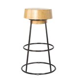 Candleick Metal 30 Bar Stool by Union Rustic