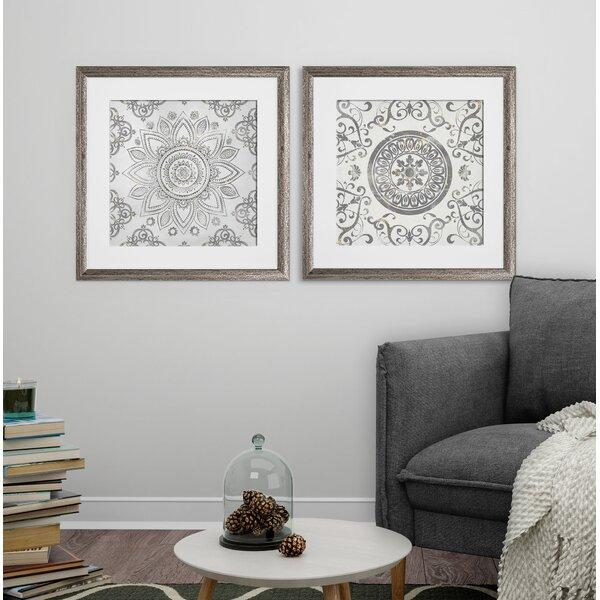 Mandala Wall Art Wayfair