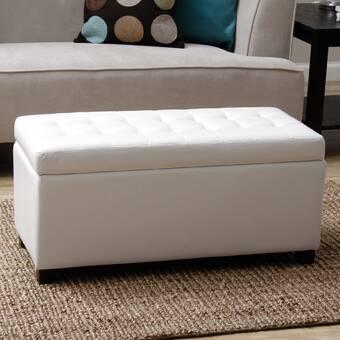Brilliant Malm Upholstered Storage Bench Reviews Birch Lane Dailytribune Chair Design For Home Dailytribuneorg