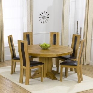 Garda Dining Set With 6 Chairs By Home Etc