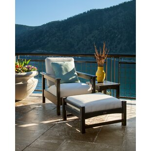 Club 3-Piece Set with Cushions by POLYWOOD®